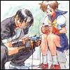 Kyo + Sakura // Gameboy Advance