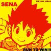 sena--run to win!!!