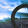 Alina: 0-gate artistic landscape