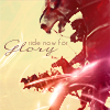 Ride now for Glory