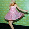 rachel marie: taylor; pink dress