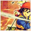 dragon quest viii; hero; risk