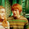 C.: ron/hermione