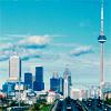 bjarvis: Toronto skyline