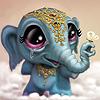 счастливый слон