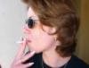 я курю
