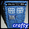 meredee: crafty tardis