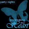 ParaKiss party nights