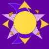 star, moon, sun