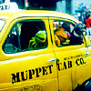 Muppet Taxi.