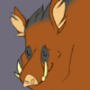 boar prance