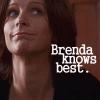 Бренда знает