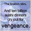 sushi vengeance