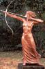 Bronze Artemis