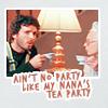 FOTC - tea party