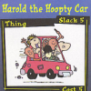 harold the hoopty car