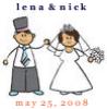 I get married!