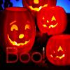 Ith: Holiday - Halloween Boo Pumpkin