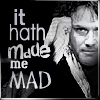 no longer a wax-winged prodigy: Hath made me mad