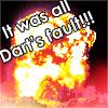 Dart's Fault