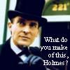 Pantera: Sherlock Holmes