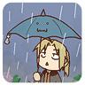 priestess_grrrl: ed al umbrella
