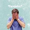 Dexter facepalm *credit myrasis*
