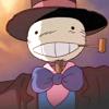 Maura McHugh: cheerful scarecrow