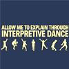 interpretive dance