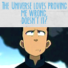 [Avatar] sokka universe proves me wrong