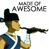 Avatar--made of awesome (Sokka)