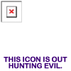 icon hunting evil