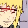 Namikaze Minato: Nervous laugh