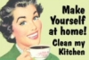 Clean MY Kitchen