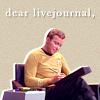 Dear Livejournal...