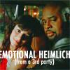 PD:  Emotional Heimlich