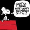 peanuts snoopy purpose?