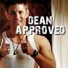 dalek-loving h0r.: supernatural » dean approved!