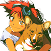 Kristophelese the Mightee: Cowboy Bebop - Ed & Ein