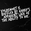 hp  harry can't die