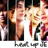 heat UP JE ♥ because het is HOT.