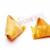 I believe in fortune cookies