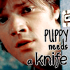 hiyacynth: SPN: Sam: Lemme see your knife