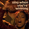 snitches be crazy: dw - sing when you're winning
