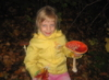 Соня, грибы, мухомор, фотосессия