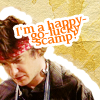 This is what I come back for.: Black Books: Bernard's a scamp.