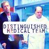 -: Distinguish Med. Team
