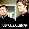 Hannah: SPN J2 Professionals