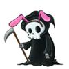 miera_c: death bunny