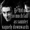 Saunter Downwards